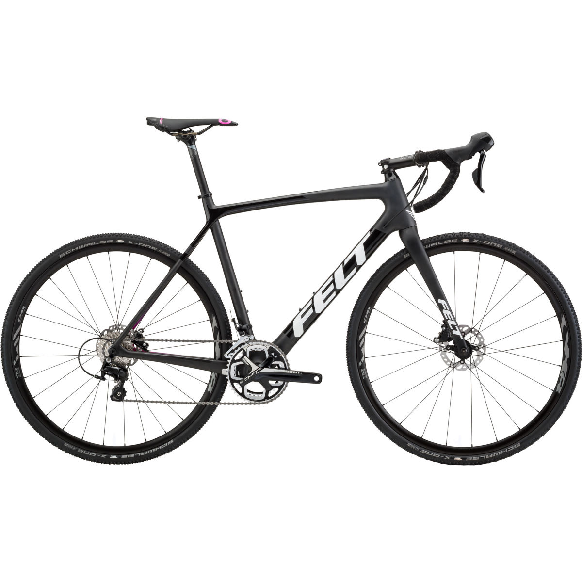 Vélo de cyclo-cross Felt F5X (2018) - 53cm Stock Bike