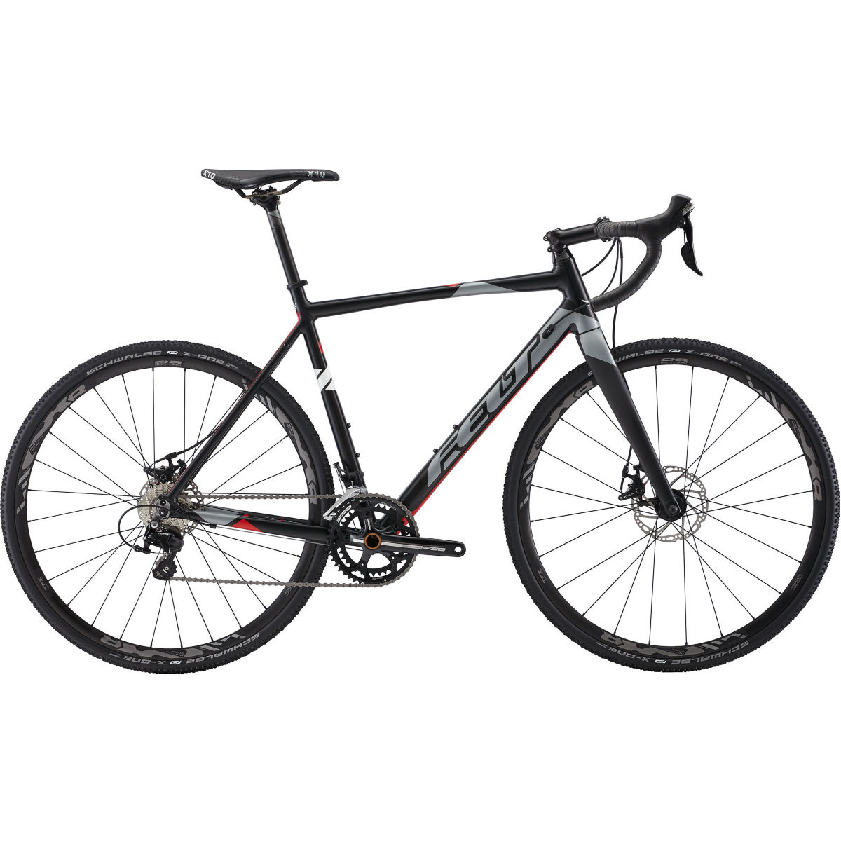 Vélo de cyclo-cross Felt F65X (2018) - 55cm Stock Bike