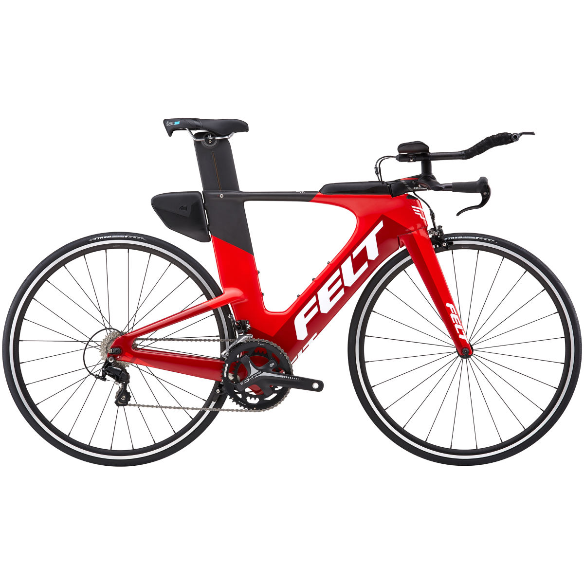 Vélo de route Felt IA16 Triathlon (2018) - 51cm Stock Bike