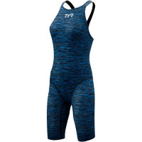 TYR Womens Thresher Baja Open Back Racesuit