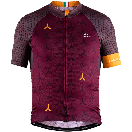 Craft Monument Short Sleeve Jersey Giro Di Lombardia