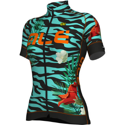 Alé Women's Graphics PRR Flowers Jersey