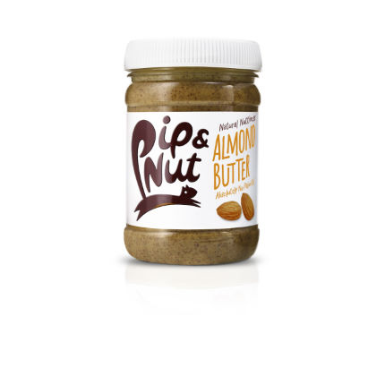 Pip and Nut Smooth Almond Butter 225g BBF 01/03/2018