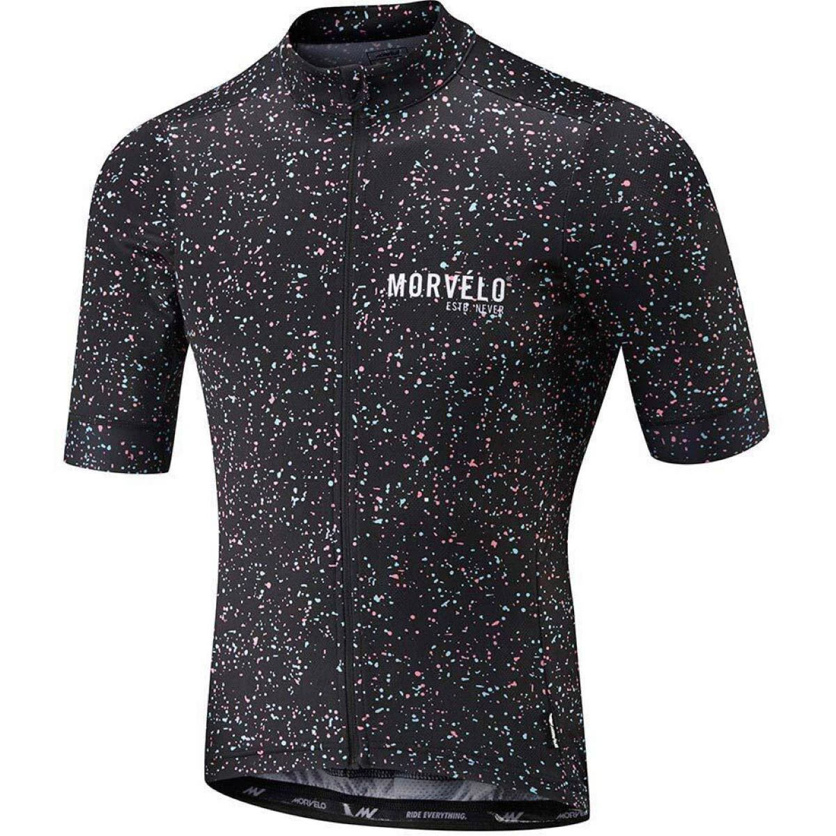 Maillot Morvelo Blacklight Nth Series - XL Noir