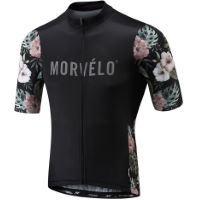 Morvelo Reefer Short Sleeve Jersey Black M