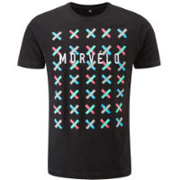 Morvelo Kriss Kross T-shirt Black S