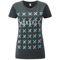 Morvelo Womens Kriss Kross T-shirt