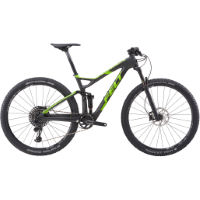 picture of Felt Edict 3 (2018) XC Full Suspension MTB Bike