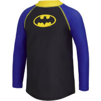 Zoggs Tots Batman Long Sleeve Sun Top