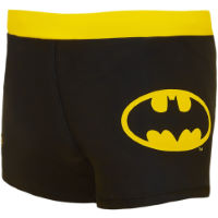 Zoggs Tots Batman Paneled Hip Racer