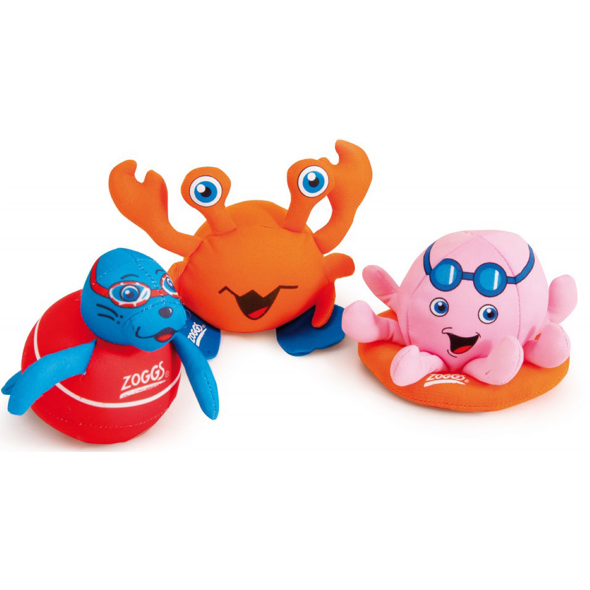 Accessoires Zoggs Zoggy Soakers (3 pièces) - One Size Various