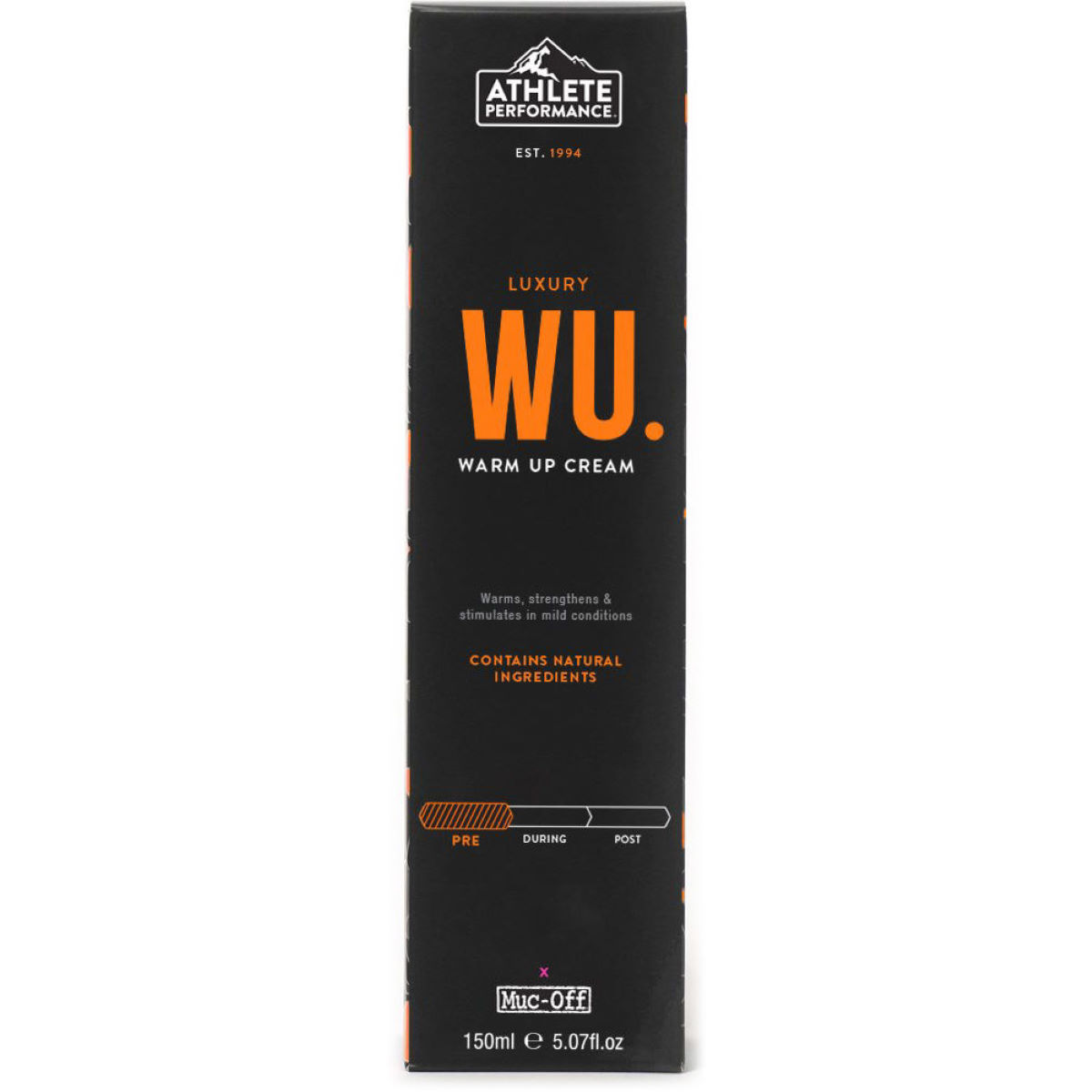 Crema Athlete Performance Luxury Warm Up (150 ml) - Lociones musculares