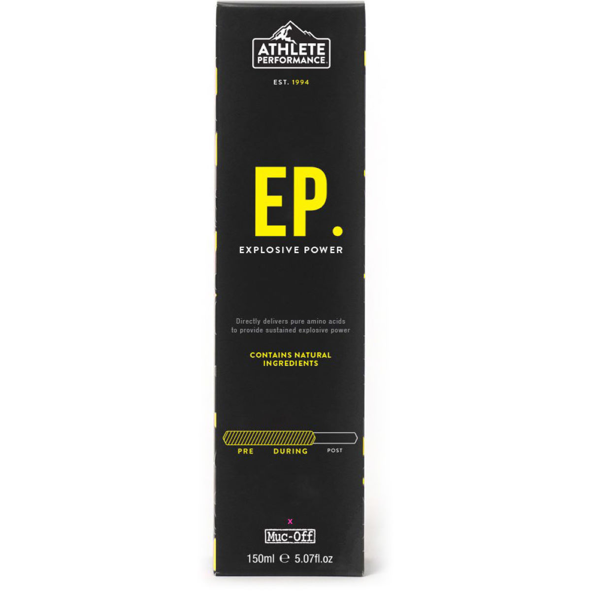 Crema Athlete Performance Amino Explosive Power (150 ml) - Cremas Amino