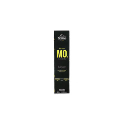 Athlete Performance Massage Oil (200ml)