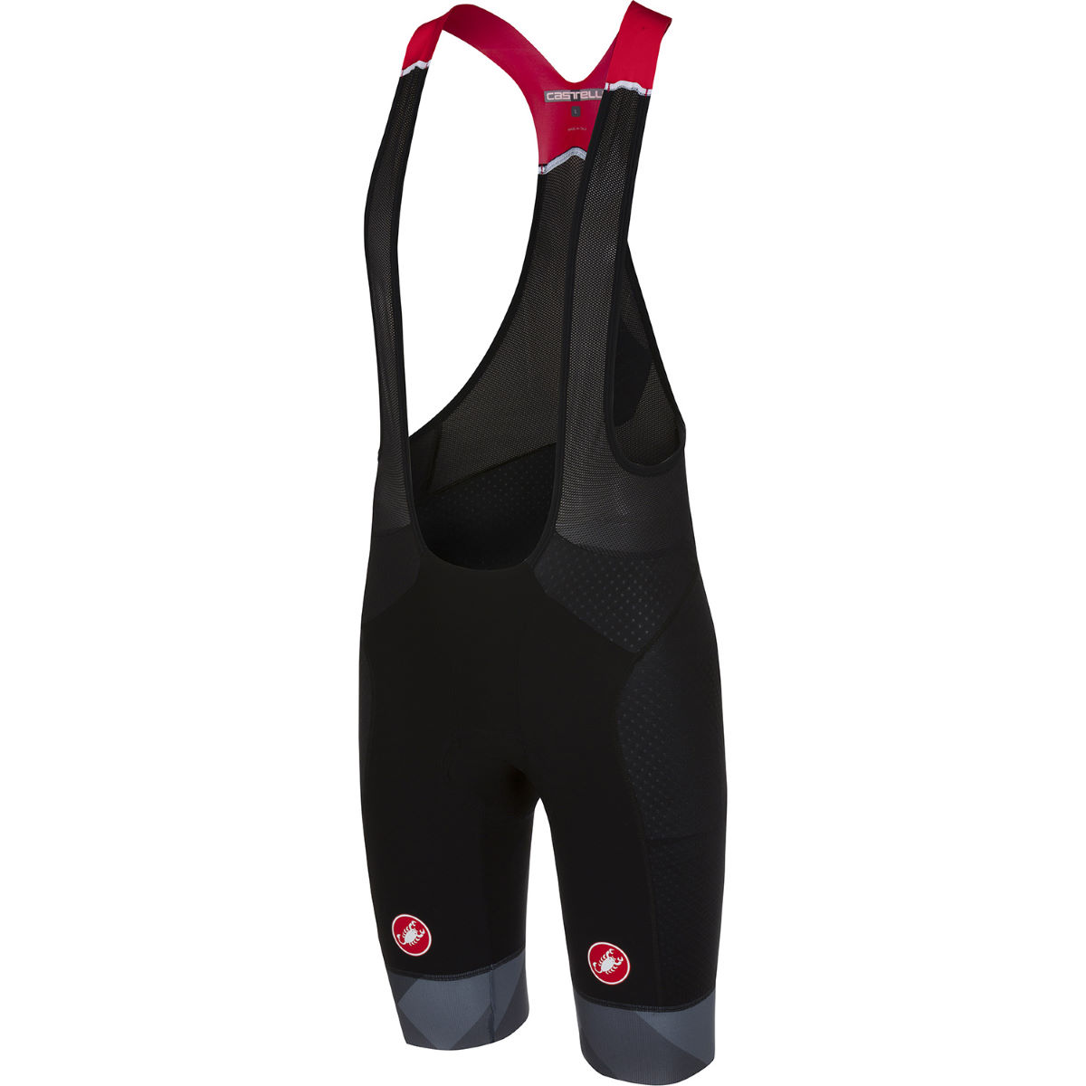 Cuissard court à bretelles Castelli Free Aero Race (version kit) - S