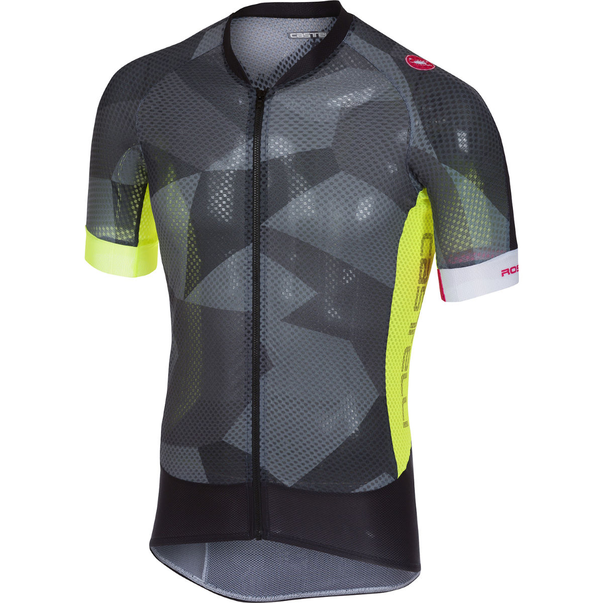 Castelli Climber's 2.0 Jersey - 3XL Anthracite