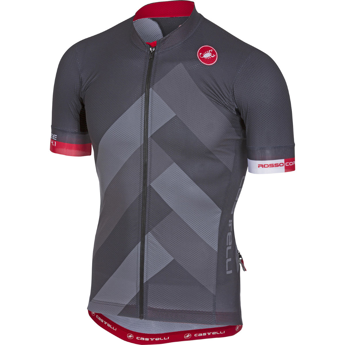 Maillot Castelli Free AR 4.1 - S Anthracite