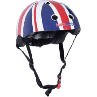 picture of Kiddimoto Union Jack Helmet Red/Multi M