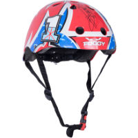 picture of Kiddimoto Foggy Helmet