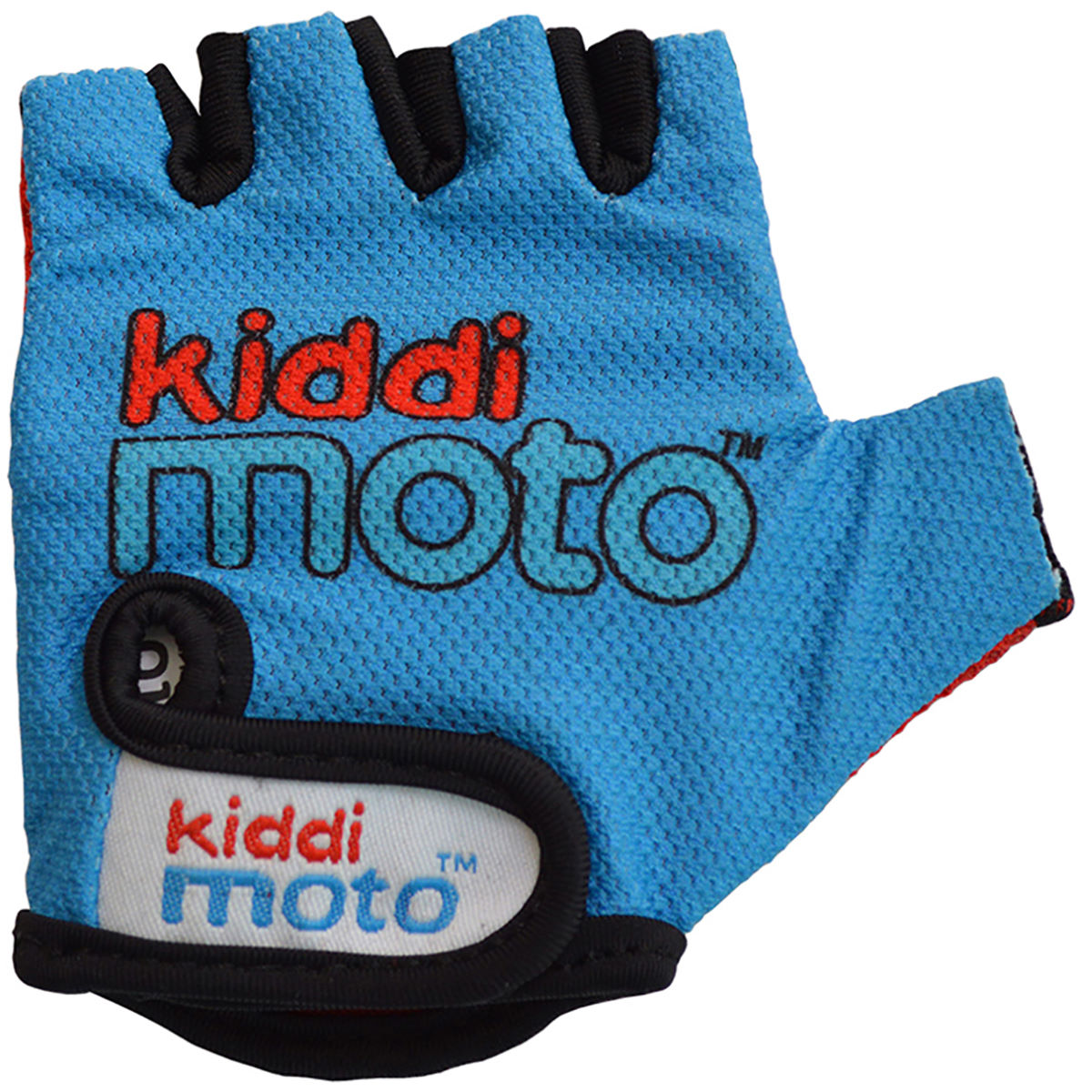 Kiddimoto Blue Gloves - Guantes