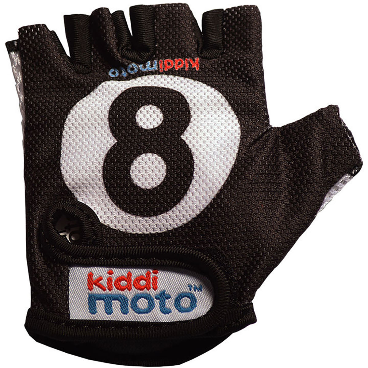 Kiddimoto 8 Ball Gloves - Guantes cortos