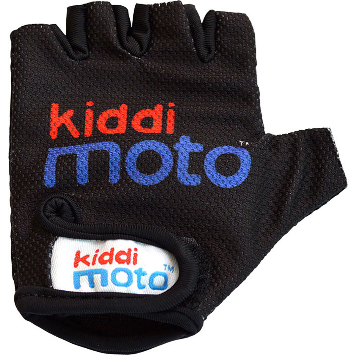 Kiddimoto Black Gloves - Guantes cortos