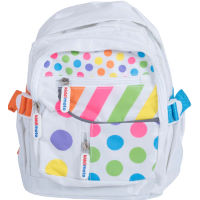 Kiddimoto Pastel Dotty Back Pack