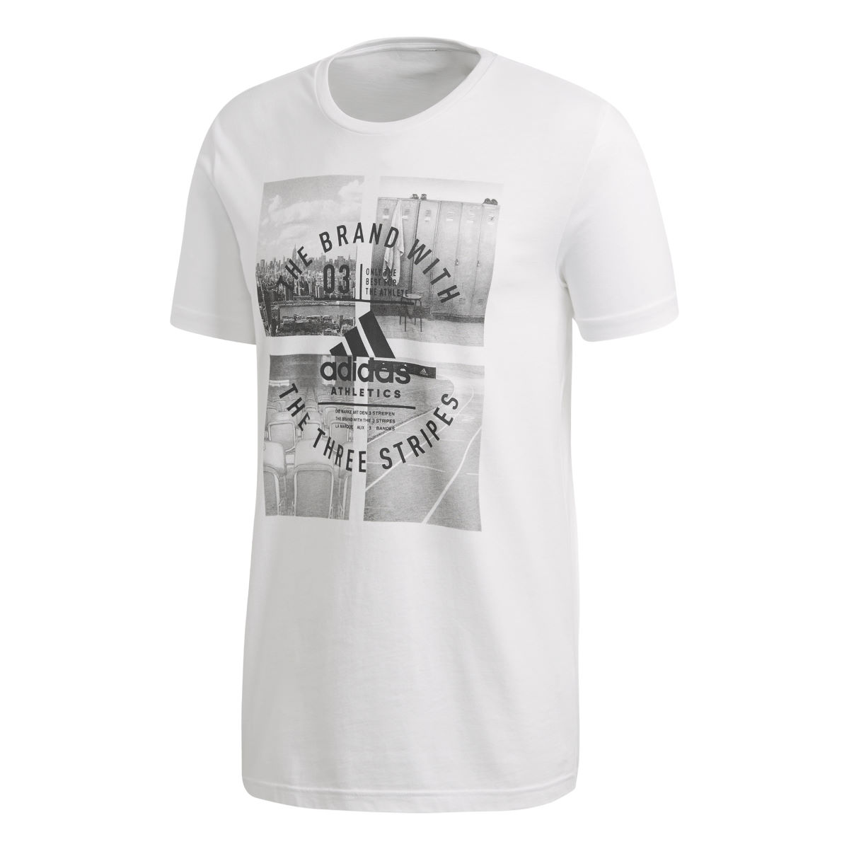 Adidas Athletic Vibe Tee - Camisetas