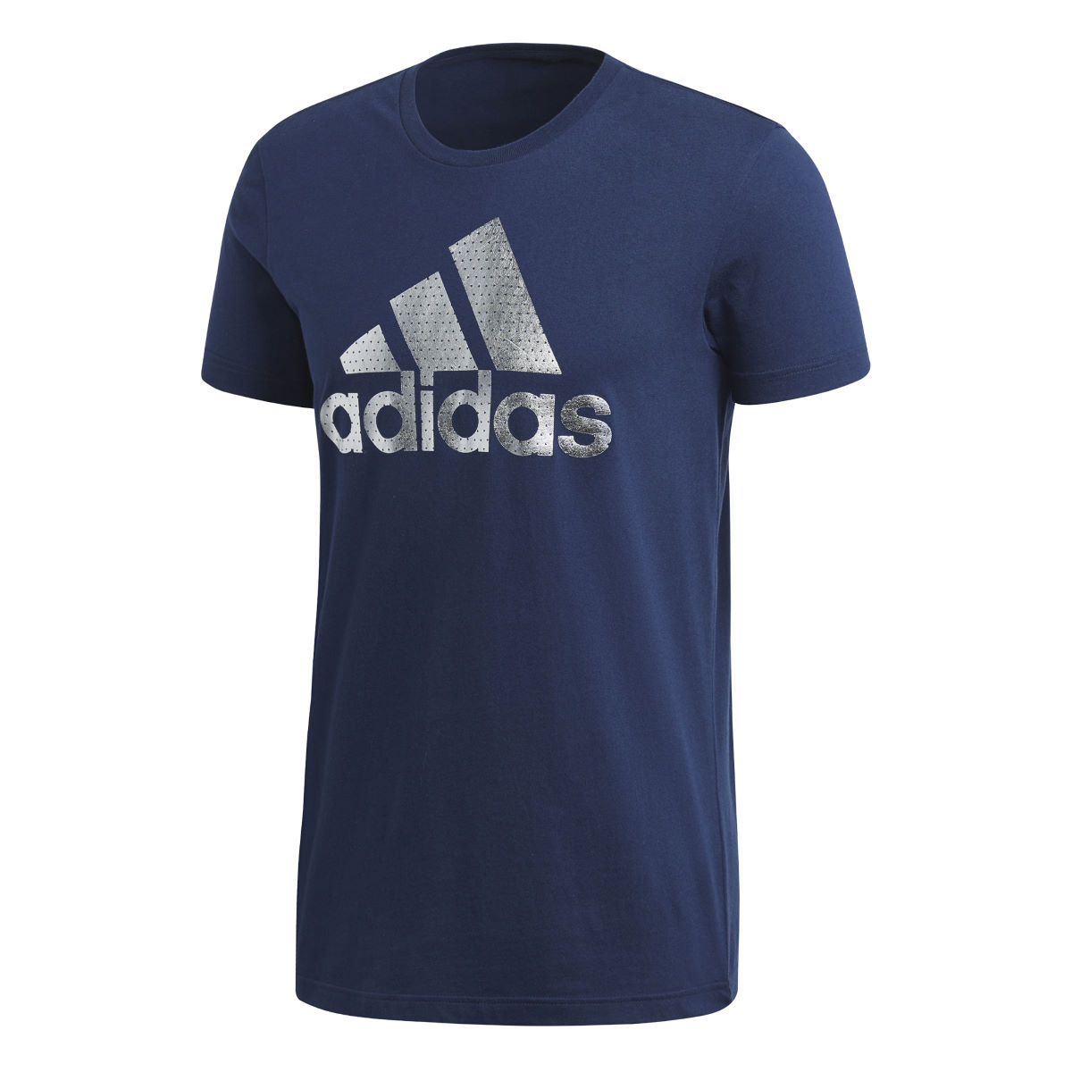 Maillot adidas Badge of Sport - S COLLEGIATE NAVY T-shirts