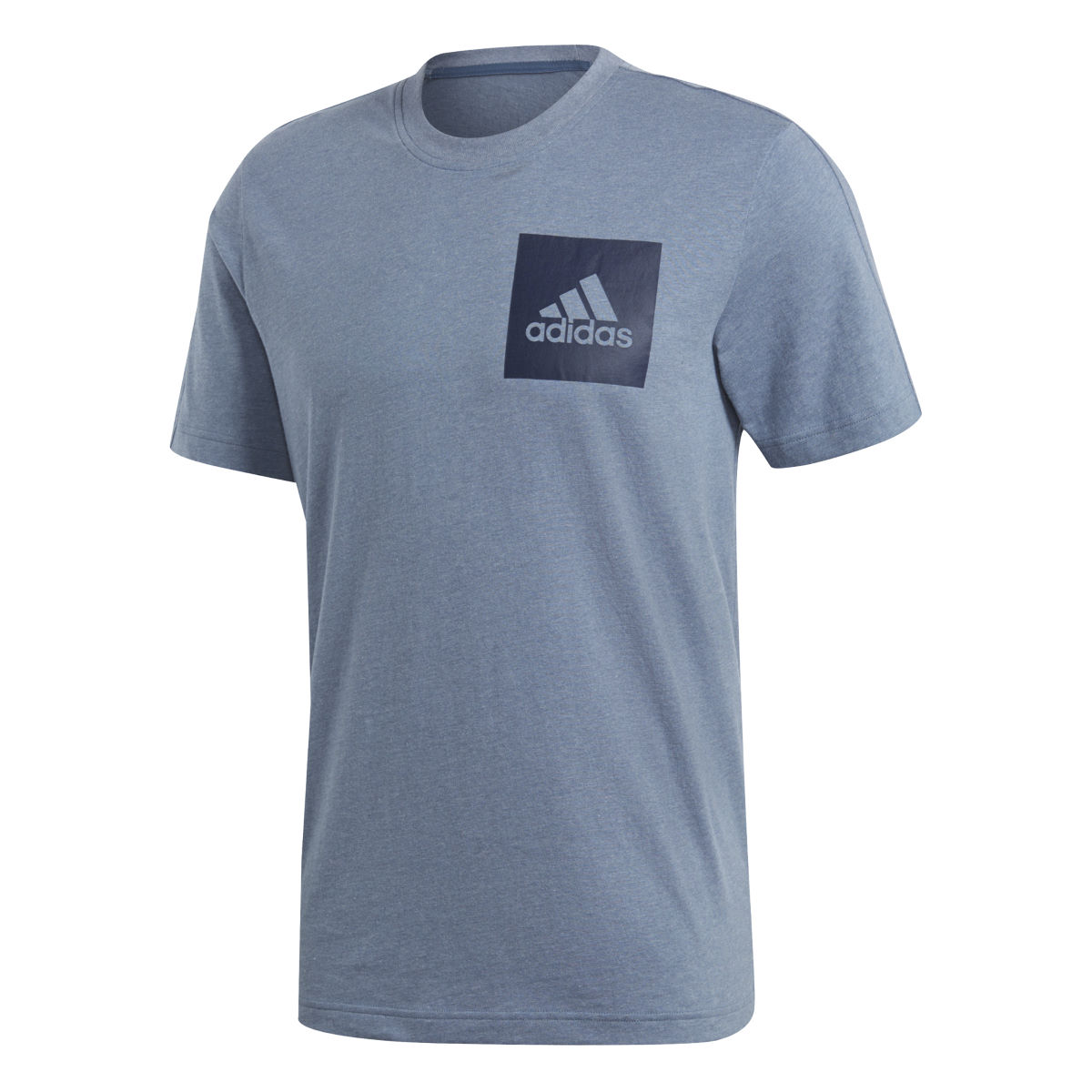 Adidas Essentials Chest Logo Tee - Camisetas