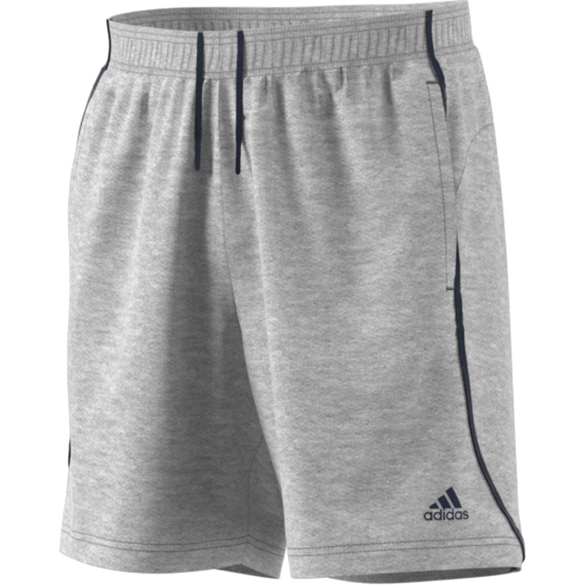Adidas Essentials 3 Stripes Shorts - Pantalones cortos informales