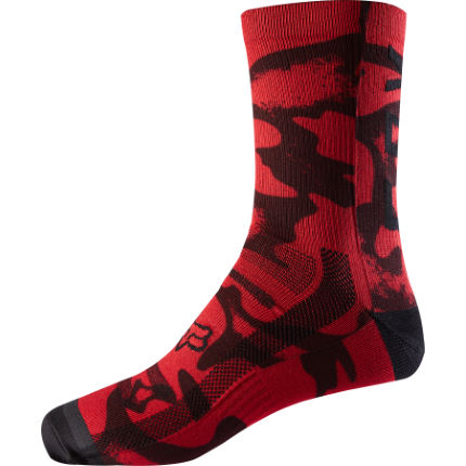 Fox Racing 8  Print Socks