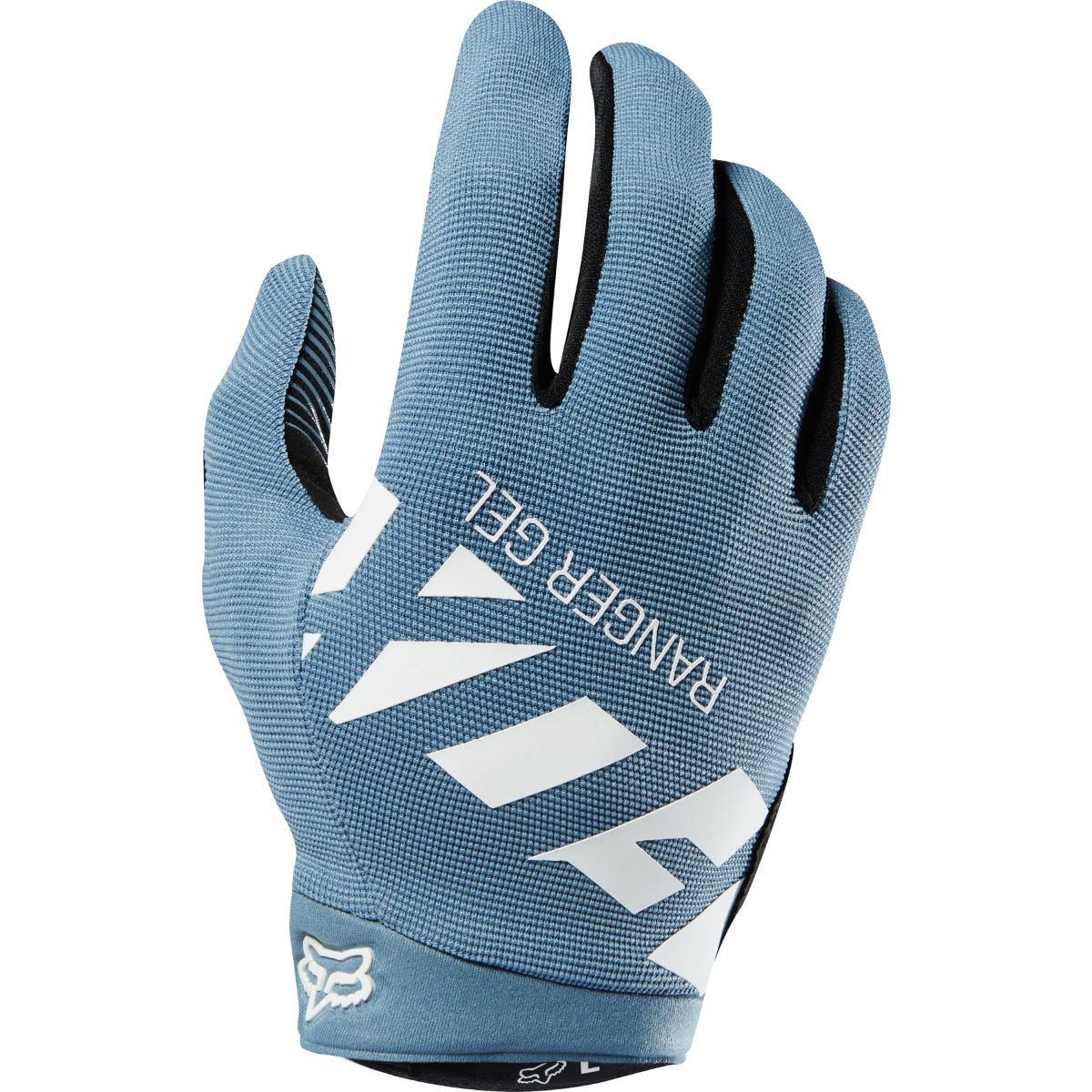 Fox Racing Ranger Gel Gloves - S Light Blue | Long Finger Gloves