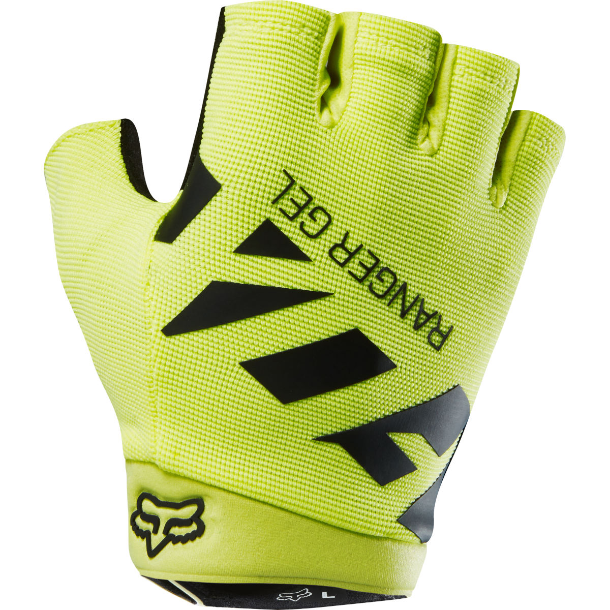 Fox Racing Ranger Gel Short Gloves - S Yellow/Black