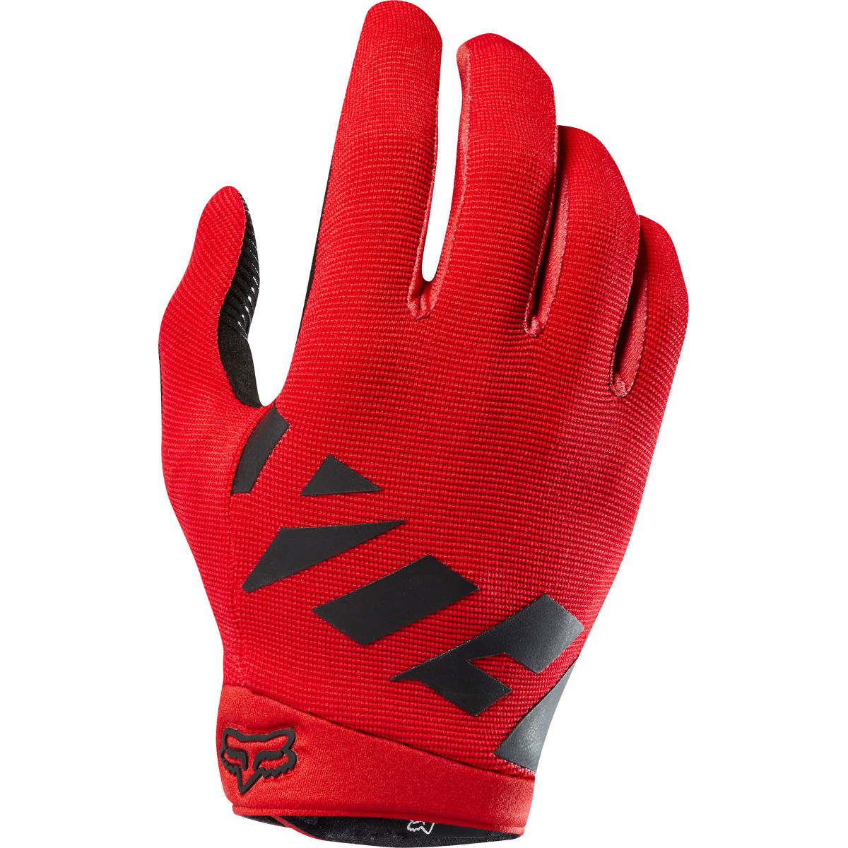 Fox Racing Ranger Gloves - S Bright Red | Long Finger Gloves