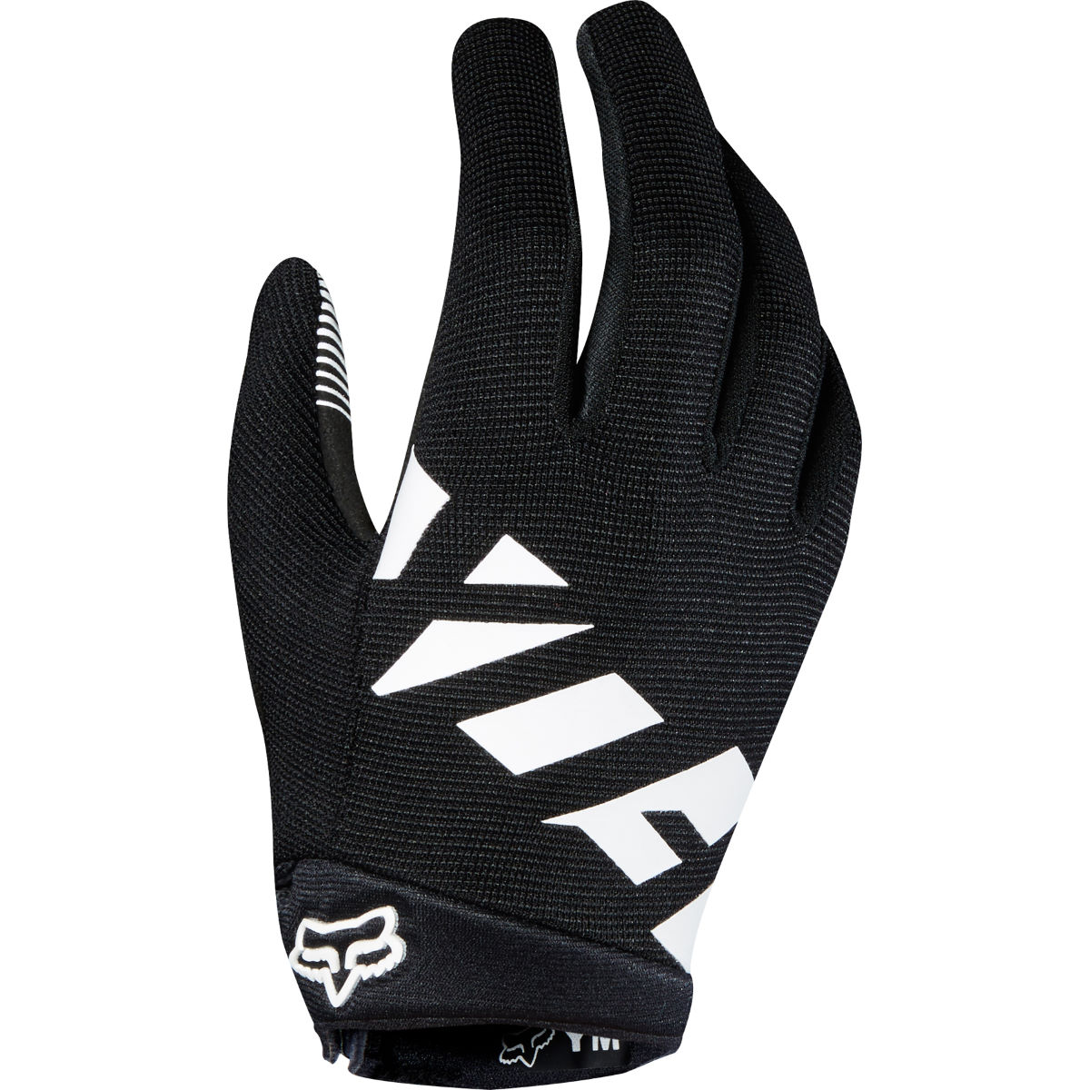 Fox Racing Youth Ranger Gloves - S Black/White | Long Finger Gloves