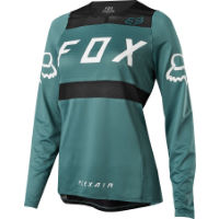 Fox Racing Womens Flexair Jersey Purple S
