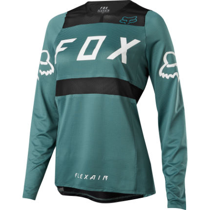 Fox Racing Women's Flexair Jersey Purple S