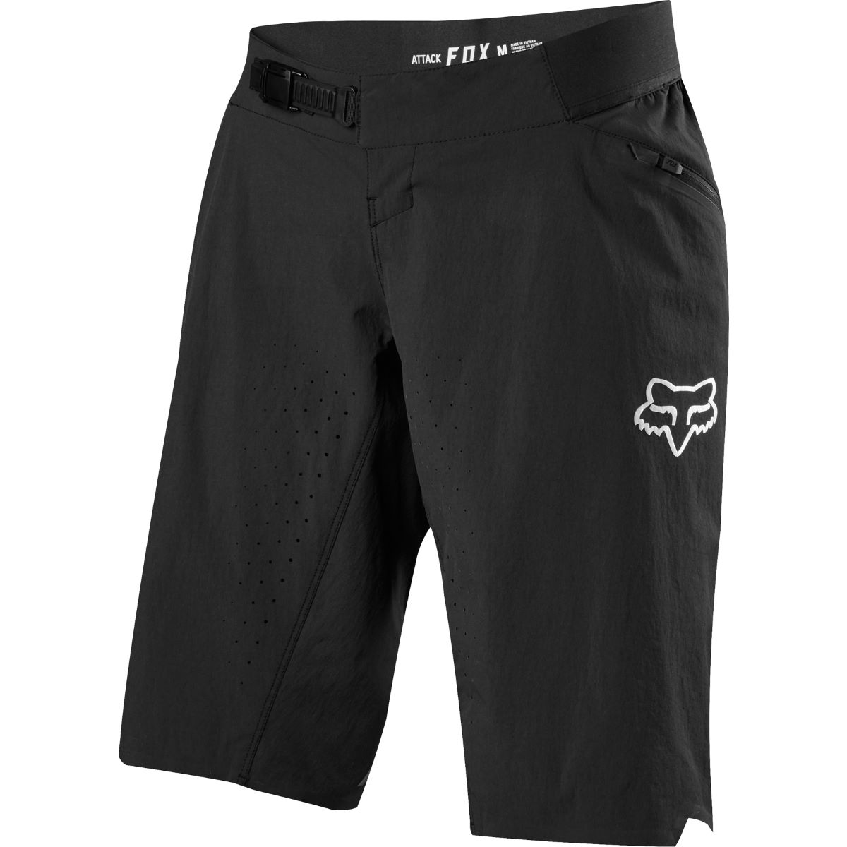 Fox Racing Women's Attack Shorts - S Black | Baggy Cycling Shorts
