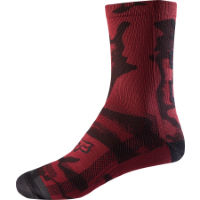 Fox Racing Womens 8 Print Socks
