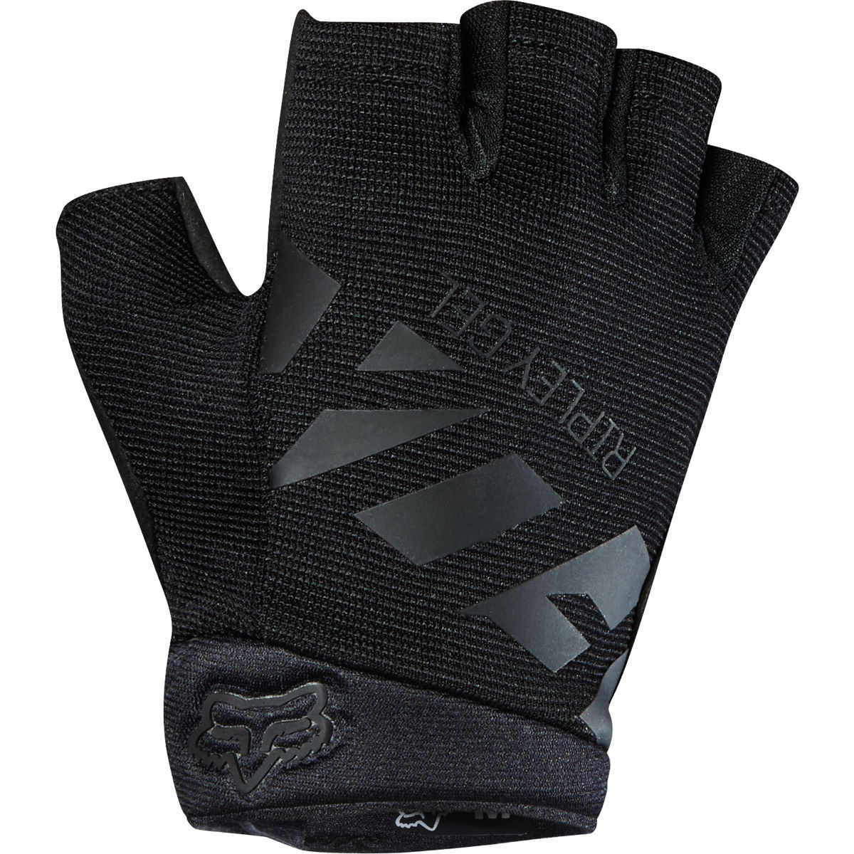 Fox Racing Women's Ripley Gel Short Gloves - S Black/Black