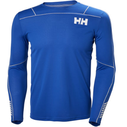 Helly Hansen Lifa Active Light LS Baselayer Blue L