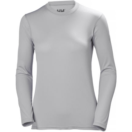 Helly Hansen Women's Tech Crew LS Baselayer