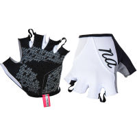 Nalini Womens Pink Gloves White M