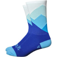 "DeFeet Ridge Supply Aireator 6"" Alpine Socks"