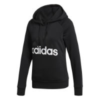 adidas Womens Essentials Linear Pullover Hoodie