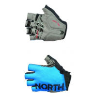 Northwave Blaze Short Finger Gloves Blue/Black M
