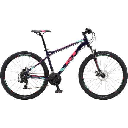 GT Aggressor Sport 27.5 Hardtail Mountain Bike
