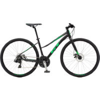 GT Transeo Sport Step Thru Hybrid Bike