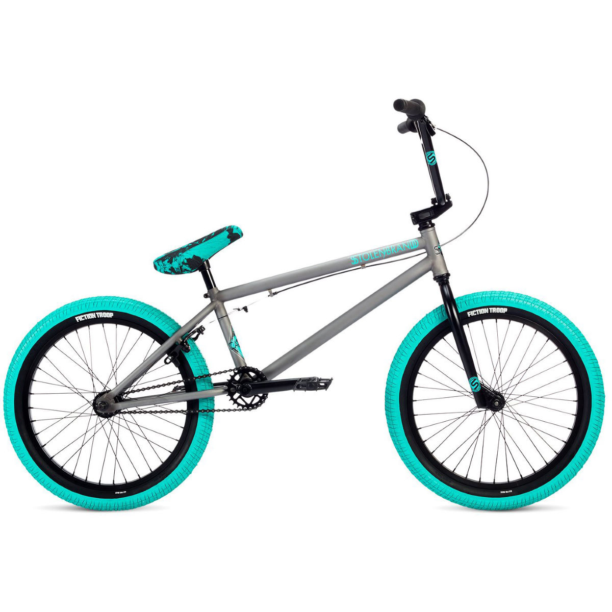Stolen Casino XL BMX Bike - Bicicletas de BMX Freestyle